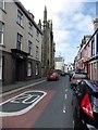 NX0560 : Church Street by Jon Alexander