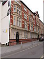 ST3188 : S A Cutler office, High Street, Newport by Jaggery