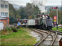 """SD8022 : A4 Pacific """"Union of South Africa"""" at Rawtenstall West by David Dixon"""