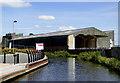 SJ8846 : Caldon Canal south of Hanley, Stoke-on-Trent by Roger  Kidd