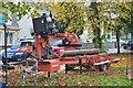 NT2540 : Portable sawmill on display, Peebles by Jim Barton