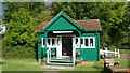 TQ0094 : Maidenhead Pavilion, Chiltern Open Air Museum by Mark Percy