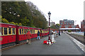 SC3775 : Douglas Station, Isle of Man by Robin Drayton
