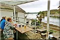 SW7626 : View of The Helford River from the Shipwright's Arms by Derek Voller