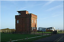 TF6742 : Old Coastguard Lookout Tower, Hunstanton by JThomas