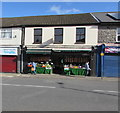 SS9991 : Greengrocery in Penygraig by Jaggery