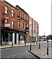 SD5805 : Former Baby Platinum club, King Street, Wigan by Jaggery