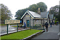 SC2668 : Castletown Station, Isle of Man by Robin Drayton