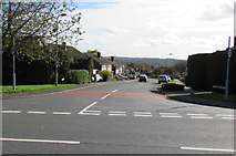 ST3091 : From 20 to 30, Rowan Way, Malpas, Newport by Jaggery
