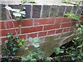 SK8262 : Rebuilt Culvert on Carlton Ferry Lane, Collingham by Brian Westlake