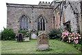NU1734 : South transept, St Aidan's church, Bamburgh by Bill Harrison