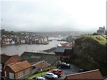 NZ8911 : River Esk and Whitby by Michael Dibb
