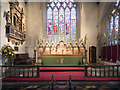 TL9149 : St Peter & St Paul, Lavenham - Sanctuary by John Salmon