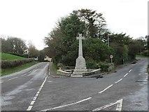 NX0054 : Portpatrick War Memorial by Les Hull