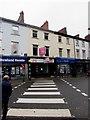 ST3088 : Zebra crossing, Bridge Street, Newport by Jaggery