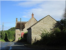 ST5707 : Barton Hill Cottages by Jonathan Thacker