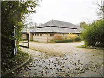 ST6601 : Cerne Abbas Village Hall by Mike Faherty