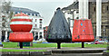 J3374 : The Buoys, Donegall Street, Belfast (October 2017) by Albert Bridge