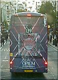 TQ2881 : Paris Fashion meets London Transport by Anthony O'Neil