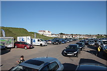 SS2006 : Car Park at Bude by Nigel Mykura