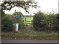 TQ6089 : Footpath and stile, near Little Warley by Malc McDonald