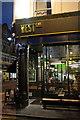 SJ8498 : Art Deco shopfront by Bob Harvey
