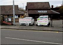 ST3090 : Zumba Fitness here today, Malpas Community Centre, Newport by Jaggery