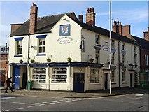 SJ9223 : Shrewsbury Arms PH by John M
