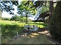 SJ0478 : Bodryhyddan Old Park by Gerald England