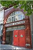 TQ3080 : Former Strand Station by N Chadwick
