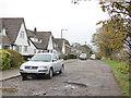 SE0736 : Hallas Lane, residential end by Stephen Craven