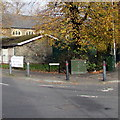 ST3186 : Telecoms cabinets on a Pill corner, Newport by Jaggery
