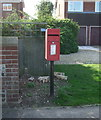 TF7944 : Elizabeth II postbox on the A149, Brancaster Satithe by JThomas