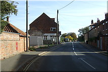 TF8444 : Tower Road (A149), Burnham Overy Staithe by JThomas