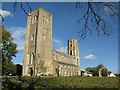 TG1001 : Wymondham Abbey by G Laird