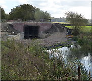 SK8336 : Restoring lock 15 on the Grantham Canal by Mat Fascione