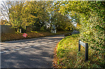TQ2057 : Downs Road by Ian Capper
