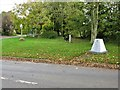 TF8522 : Weasenham Village Sign and RAF Memorial by G Laird