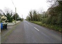 R7227 : Road (L1511) at Glenlary (Garryspilane) by Peter Wood