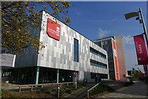 SJ8745 : Staffordshire University, College Road Campus by Tim Heaton