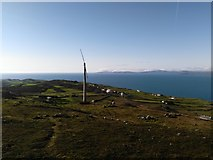 V9722 : Highest Point on Cape Clear Island by Barry Hunter