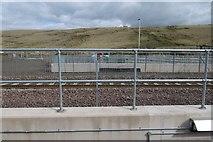 NT4054 : Borders railway, Heriot by Richard Webb