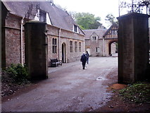 ST5071 : Tyntesfield Stable Yard by norman griffin