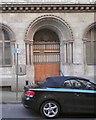 SJ8398 : 10 Norfolk Street: Side doorway by Gerald England
