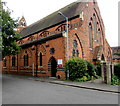 SO8554 : Grade II listed St Paul's Church, Worcester by Jaggery