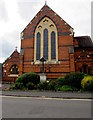 SO8554 : East side of St Paul's Church, Worcester by Jaggery