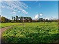 NJ0255 : New road Blairs Home Farm by valenta