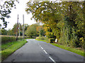 TL2240 : Road heading west, Edworth by Robin Webster