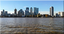 TQ3880 : London Docklands by Peter McDermott