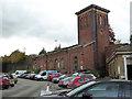 SE1417 : Hydraulic power house, Huddersfield Station by Chris Allen